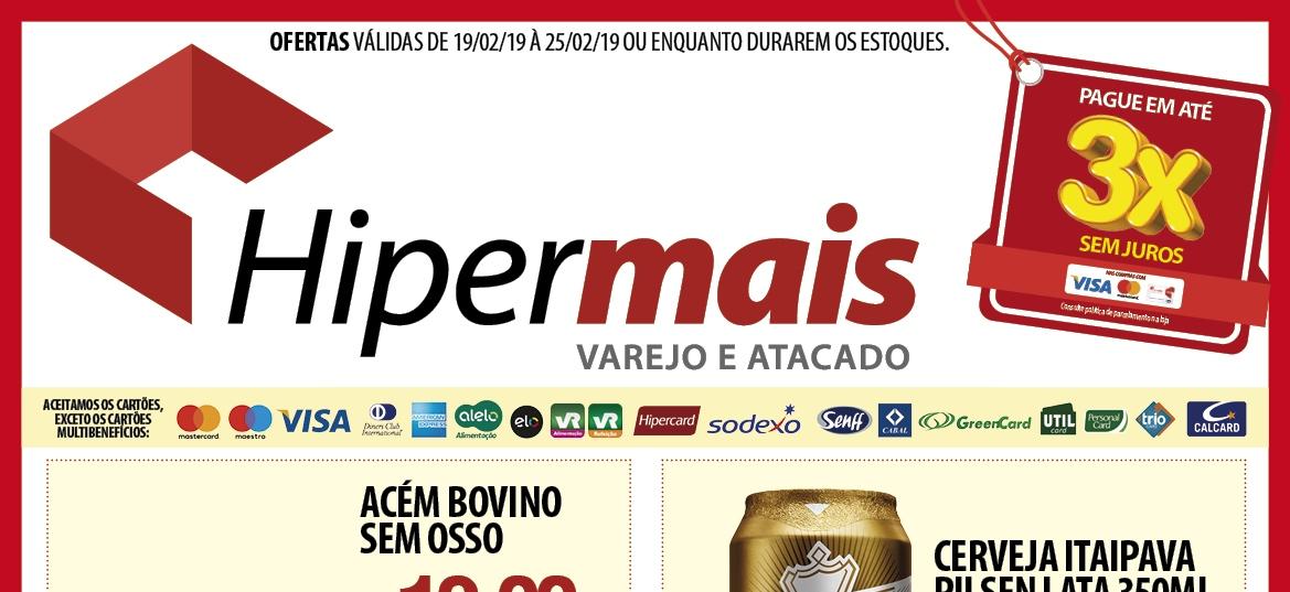 Hipermais: confira as ofertas desta semana exclusivas para Jaraguá do Sul!