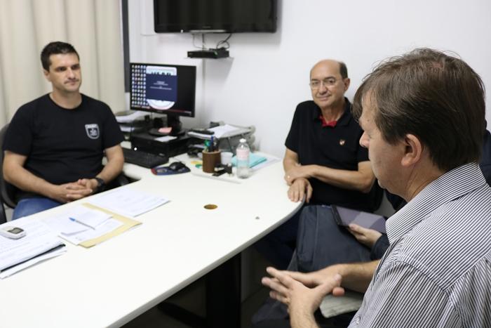 Iniciativa seria fruto de parceria entre o Samae e a prefeitura | Foto Eduardo Montecino/OCP News