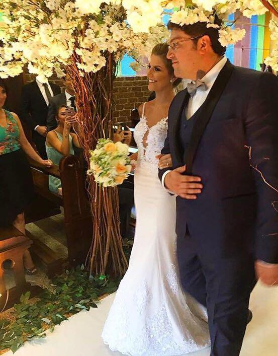 Casamento: Jéssica Alana Klitzke e Matheus Mezzomo | Foto: LZ Fotografia