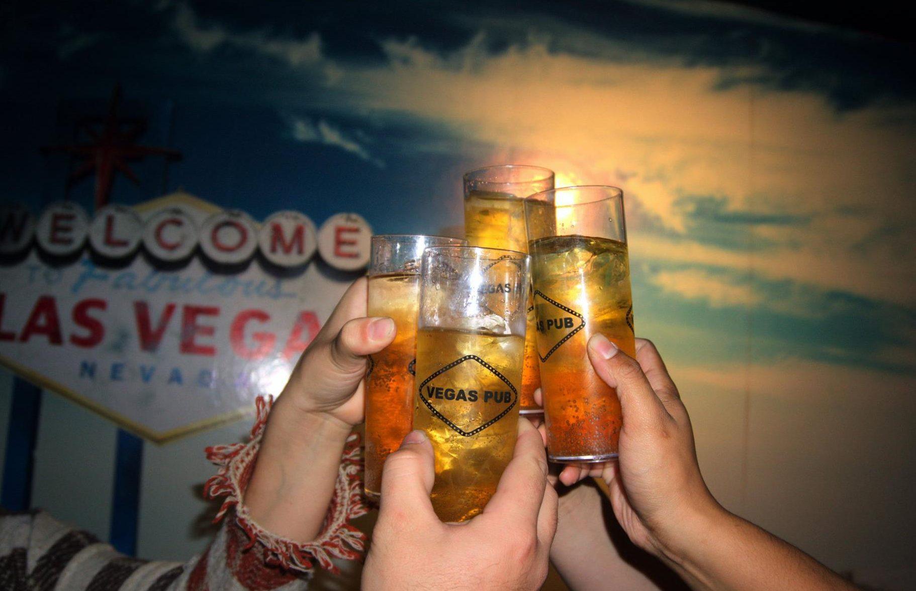 Foto Divulgação/Vegas Pub
