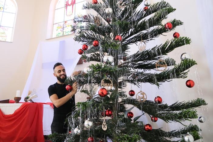 Pastor acredita que o Natal é tempo de refletir | Foto Eduardo Montecino/OCP News