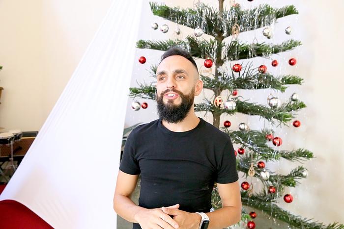 Pastor fala sobre importância do Natal | Foto Eduardo Montecino/OCP News