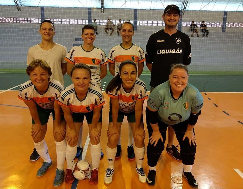 Açucena, de Guaramirim, pega time de Joinville na decisão I Foto: Divulgação/Prefeitura de Guaramirim