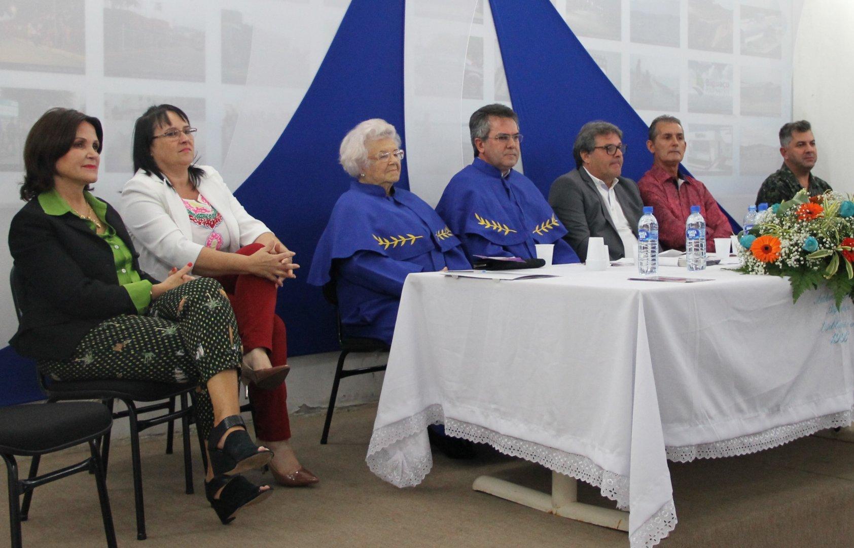 Academia de Letras realiza Sessão Solene em homenagem aos 185 anos de Biguaçu | Foto Paulo Rodrigo Ferreira - DICOM PMB