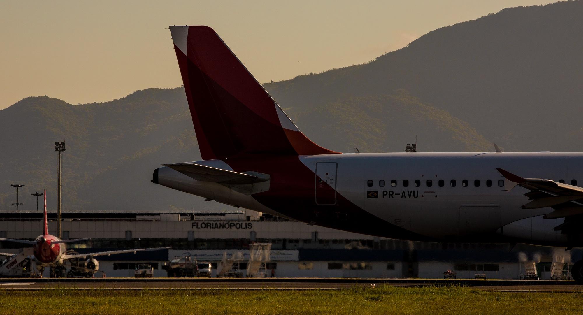 Foto: Floripa Airport.