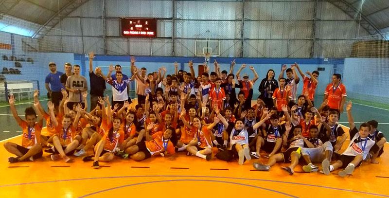 Foto: Divulgação/Secretaria de Esportes de Guaramirim