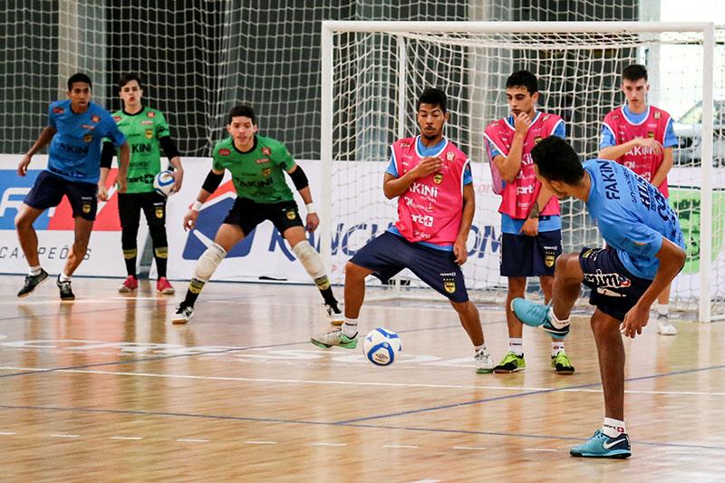 LNF  Jaraguá Futsal encara Corinthians nesta sexta-feira fora de casa 77f702a531d15