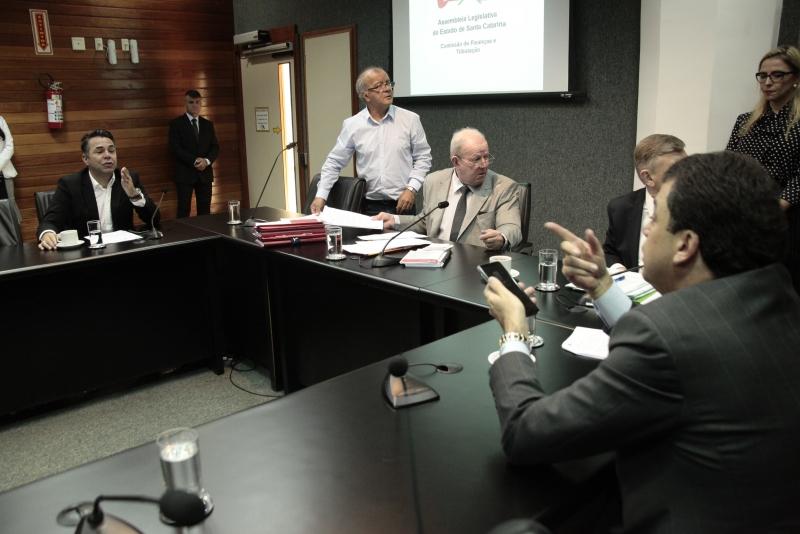 Comissão de Finanças aprovou conversão em lei da MP 217/2017, relativa ao Prefis-ITCMD  | Foto Eduardo G. de Oliveira/Agência AL