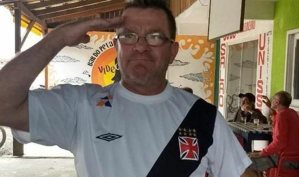 José Ilário da Silva, 52 anos, será veladona Capela Mortuária Borba Gato, em Joinville | Foto Reprodução/Redes Sociais