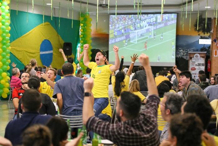 Junte a torcida e comemore com o Brasil | Foto Eduardo Montecino/OCP News
