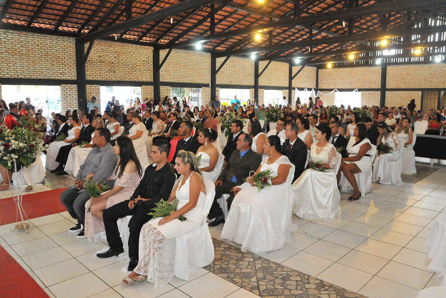Casamento Comunitário | Foto Divulgação
