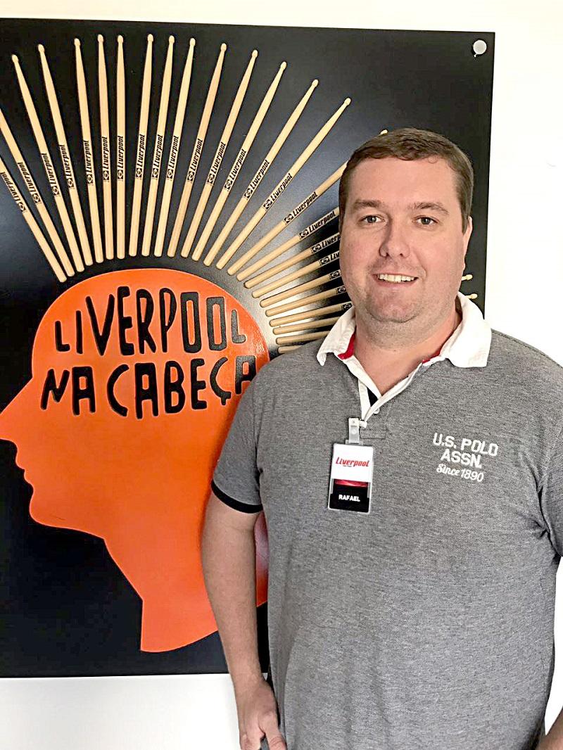 Entre os convidados, Rafael Prim apresentou o case de sucesso da Liverpool Baquetas | Foto Divulgação