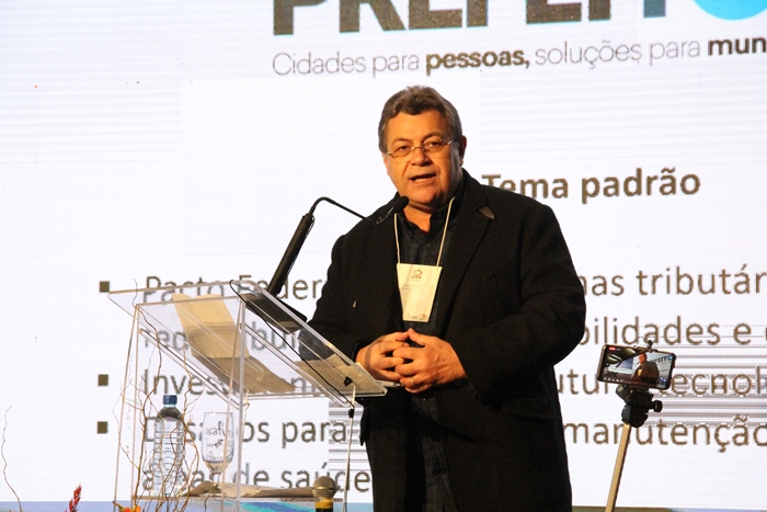 Souza foi o porta-voz da carta de Lula   Foto Rafael Verch/OCP News
