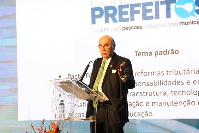 Meireles é ex-ministro da Fazenda   Foto Rafael Verch/OCP News