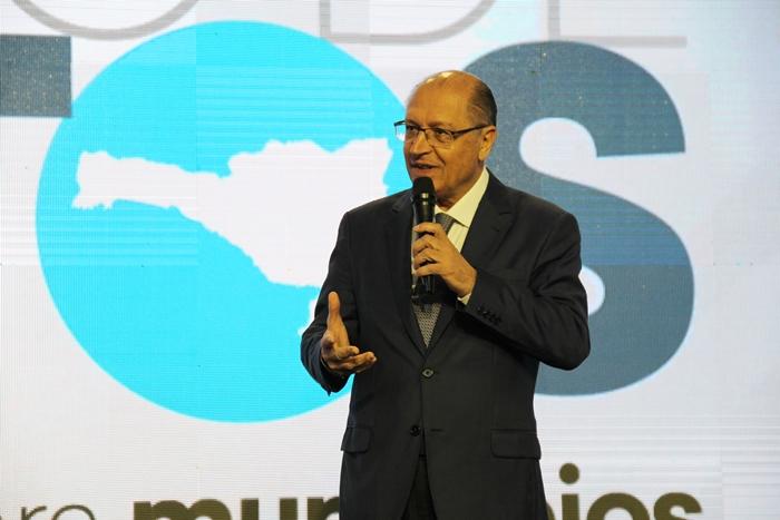 Geraldo Alckmin é ex-governador de São Paulo   Foto Rafael Verch/OCP Online