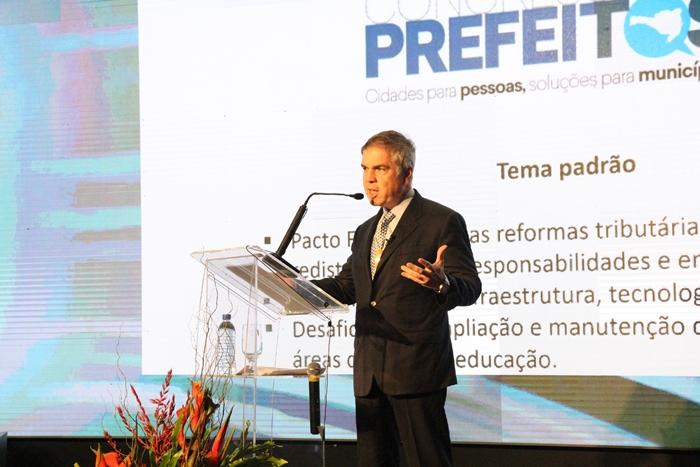 Rocha é dono da rede de lojas Riachuelo   Foto Rafael Verch/OCP News