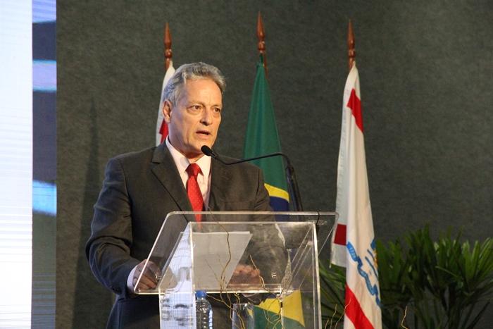 Filho discursou contra o neoliberalismo   Foto Rafael Verch/OCP News