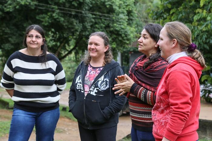 Coletivo reúne produtoras de alimentos orgânicos e convencionais | Foto Eduardo Montecino/OCP News