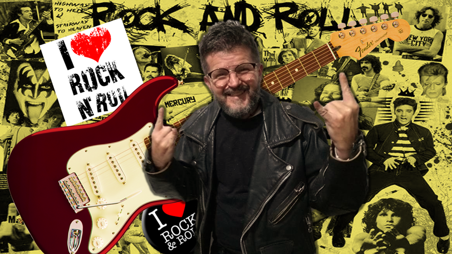"""""""This is rock, baby!"""""""