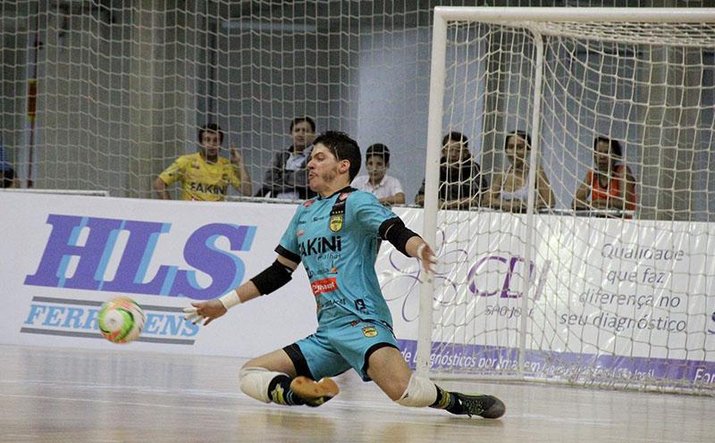 Jogador do Pato negocia contratação com o Jaraguá Futsal para 2019 1785b63f6ea94