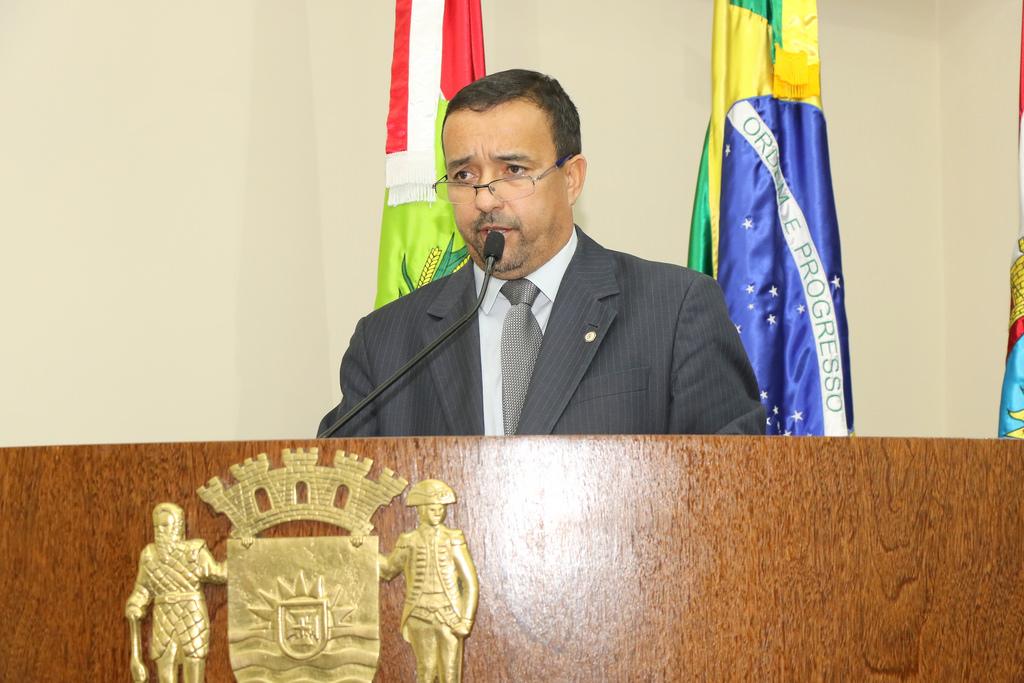 Vereador Roberto Katumi (PSD) será o presidente da Câmara de Florianópolis | Foto Édio Hélio Ramos/ CMF/Divulgação