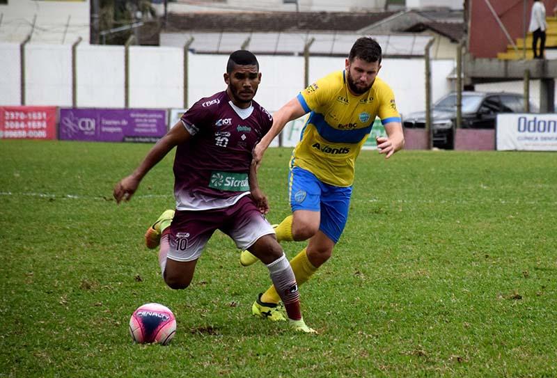 Railson foi um dos principais nomes do Tricolor na primeira metade da competição I Foto: Lucas Pavin/Agência Avante!