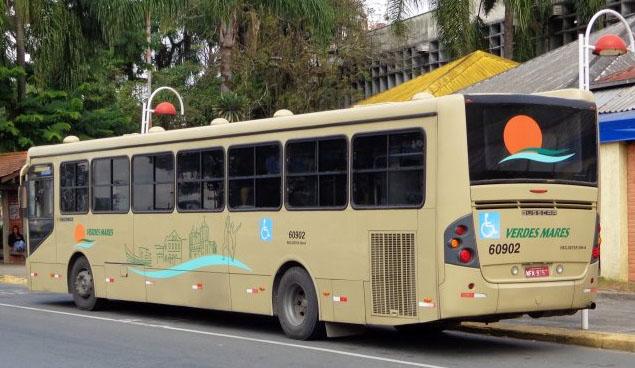 Viação Verdes Mares que faz o transporte intermunicipal entre Joinville e São Francisco do Sul é uma das citadas na ação | Foto Diego Lip/Arquivo Pessoal