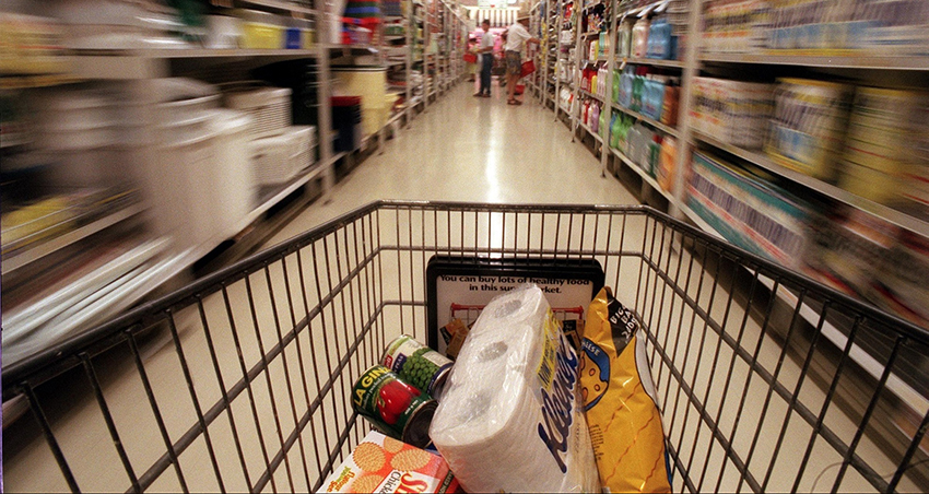Preço médio da cesta básica em Joinville é de R$ 243,73 | Foto Arquivo/Agência Brasil