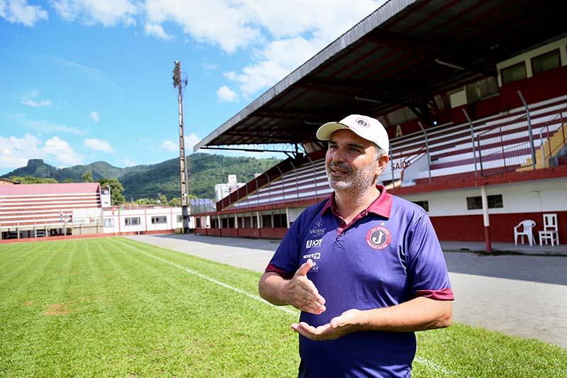 Em sua segunda passagem pelo clube, treinador teve um aproveitamento abaixo de 50% I Foto: Eduardo Montecino/OCP