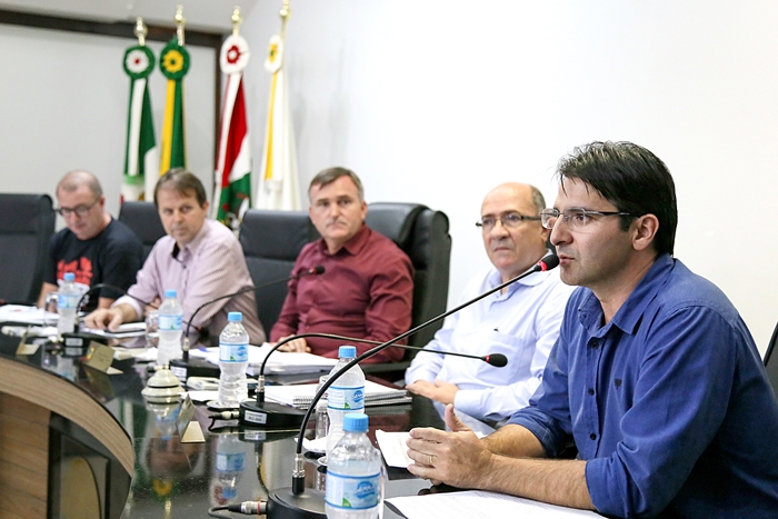 Audiência pública realizada em julho serviu de base para proposição das emendas, pelo vereador Arlindo Rincos (PSD) | Foto Eduardo Montecino/OCP News