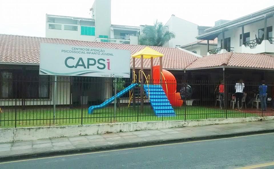 Capsi é um dos lugares que acolhem crianças e adolescentes | Foto Divulgação