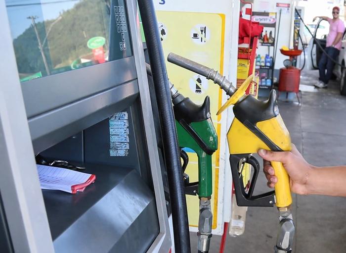 Lista divulgada pelo Procon Jaraguá do Sul mostra os valores praticados nos postos de combustíveis | Foto Arquivo OCP News