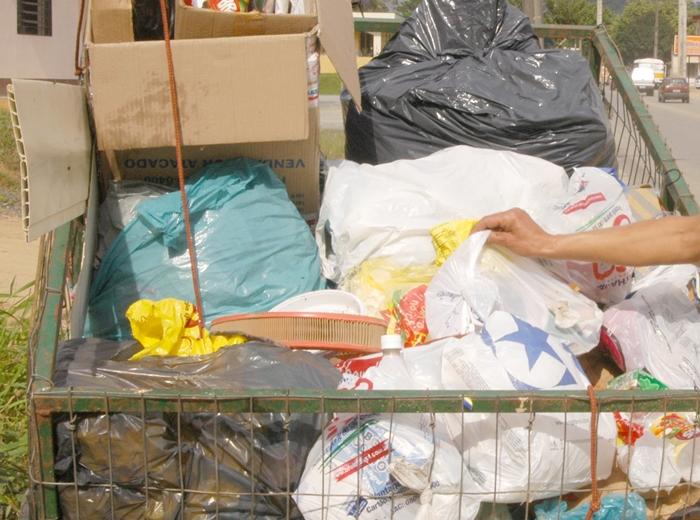 Projeto quer evitar o recolhimento irregular de recicláveis | Foto Arquivo OCP News