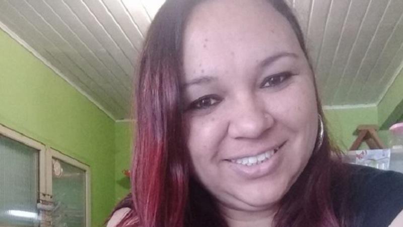 Cristiane Palopoli, 33 anos, morreu no fim da tarde desta quinta-feira (9), no Hospital São José, em Joinville | Foto Reprodução