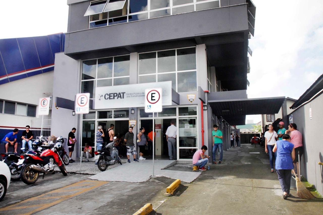 O Cepat fica na rua Abdon Batista, no Centro de Joinville   Foto Divulgação/Arquivo/Secom/Prefeitura de Joinville