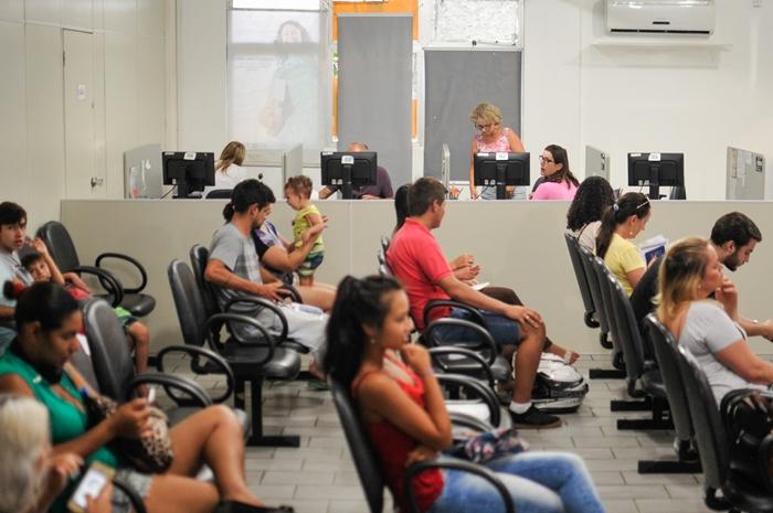 Vagas estão disponíveis para os interessados | Foto Eduardo Montecino/OCP News