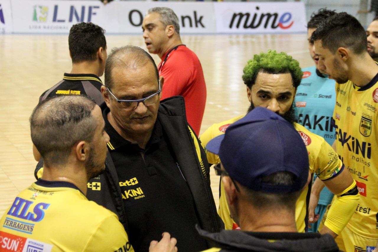 Futsal  Exclusivo! Jaraguá confirma nome de técnico para 2019 ... c12538aabc7ec