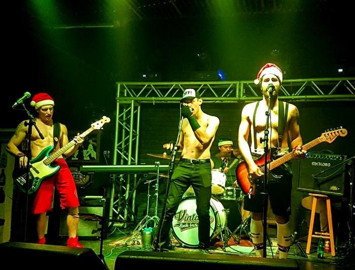 Banda Peppers of Soul se apresenta hoje no Palco do Rock | Foto Redes Sociais