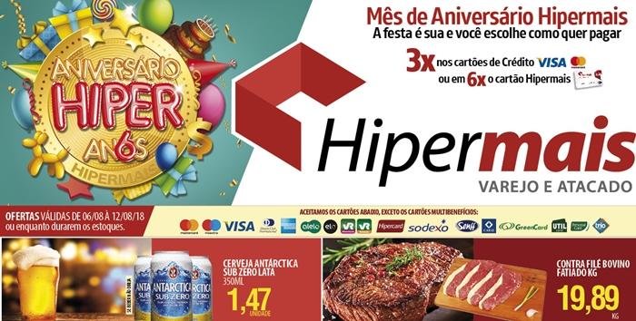 Veja as ofertas que o Hipermais preparou | Foto Divulgação