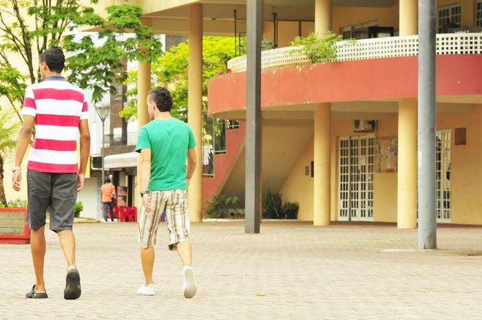Parte das atividades acontecem na Praça Ângelo Piazera   Foto Arquivo OCP News