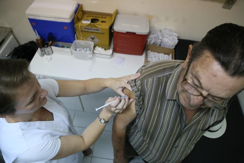 Comunidade pode ser imunizada nos postos de saúde | Foto Arquivo OCP News