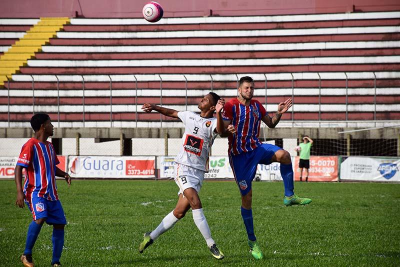 Equipes não conseguiram mexer no placar neste domingo (23) | Foto: Lucas Pavin/Agência Avante!