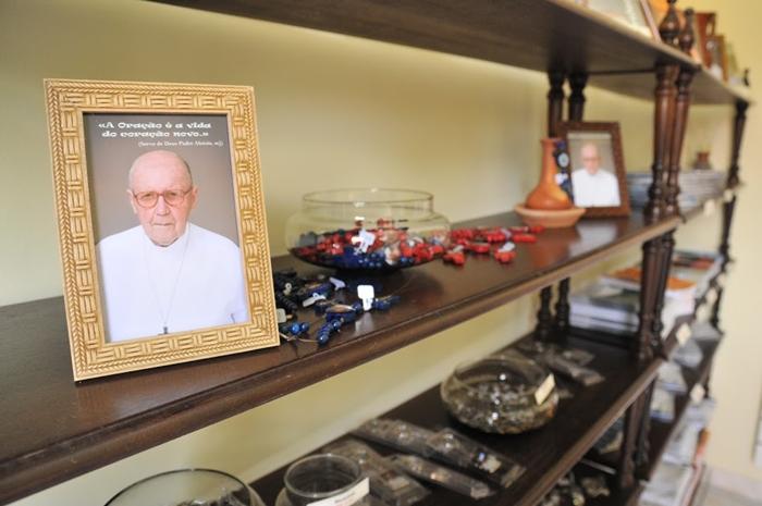 Padre Aloísio Boeing faleceu em 2006 | Foto Arquivo OCP News