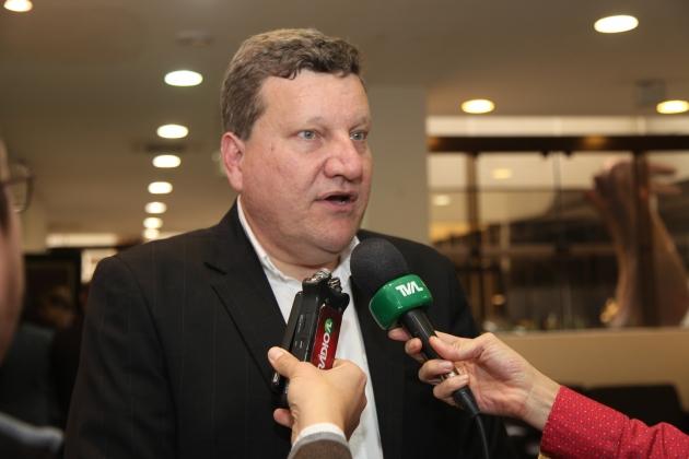 Luciano José Buligon, prefeito de Chapecó   Foto Arquivo/Alesc