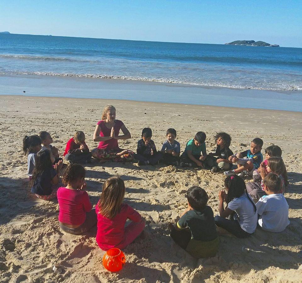Núcleo de Educação Infantil Municipal de Florianópolis (Neim) Maria Elena da Silva, nos Ingleses | Foto Divulgação/PMF