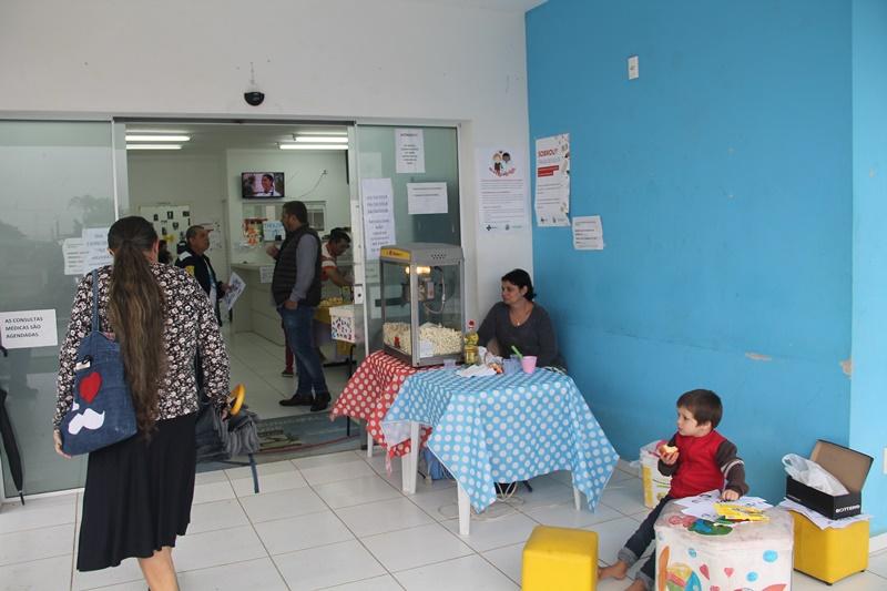 A parceria entre as secretarias visa oferecer serviços na área de saúde e do desenvolvimento social em um mesmo local | Foto Divulgação PMG