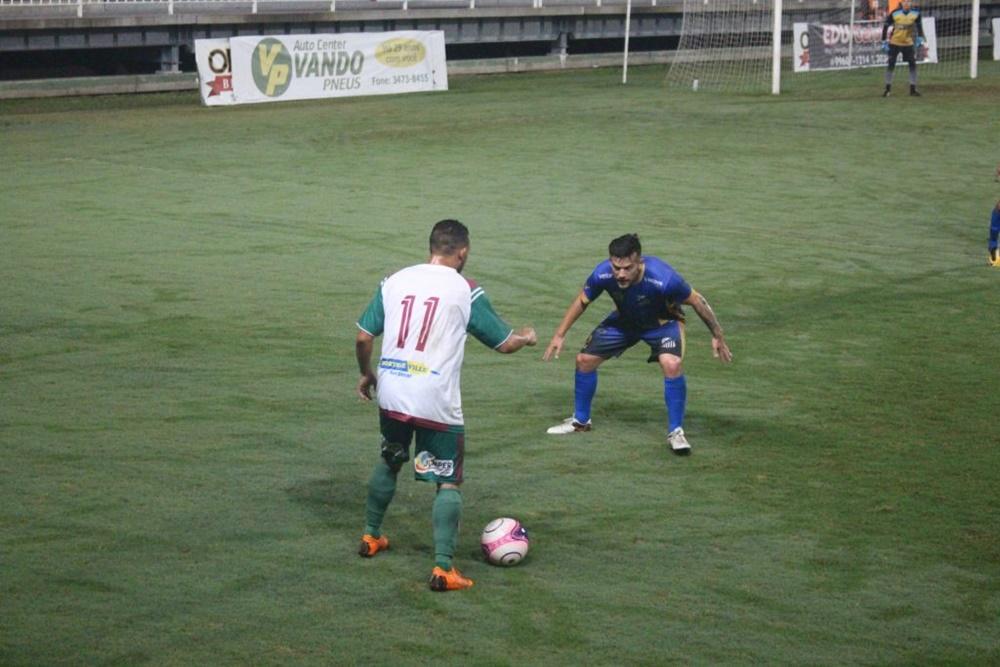 Fluminense conquista segundo ponto na competição | Foto: Arquivo/Vitor Forcellini/Replay Joinville
