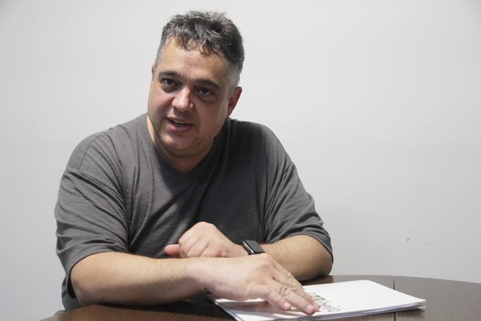 Luis Fernando de Souza se sente lesado pelo profissional que contratou para defender seus interesses   Foto Eduardo Montecino/OCP News