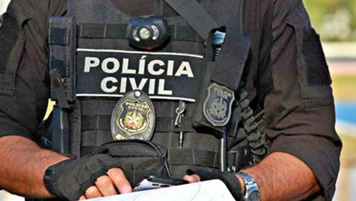 Prisão ocorreu após investigação da Polícia Civil | Foto Polícia Civil/Divulgação