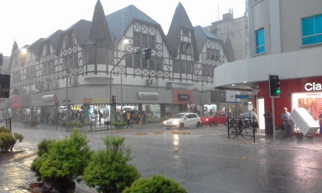 Semana começa com tempo fechado em Joinville | Foto Arquivo Climatempo